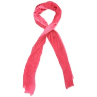 Gradient Bamboo Scarf (Pink)